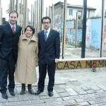 Visita Embajador Reino Unido (2010)